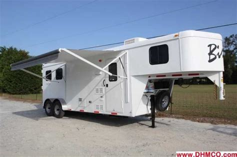 awning for horse trailer awning horse trailer awning