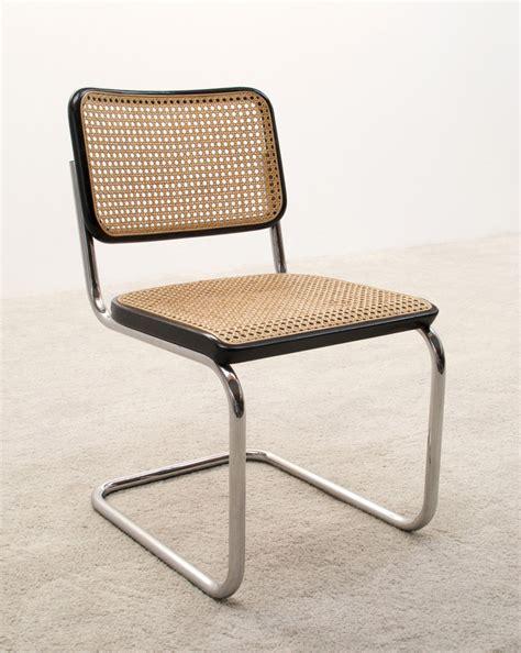 Marcel Breuer Thonet by Marcel Breuer S 32 Cantilever Chair Thonet Furniture