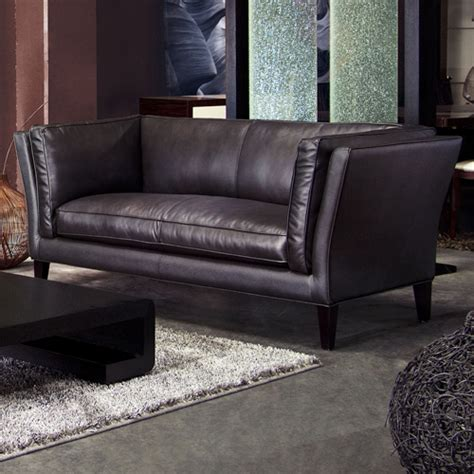 restoration hardware leather sofa restoration hardware sorensen leather sofa copy cat chic