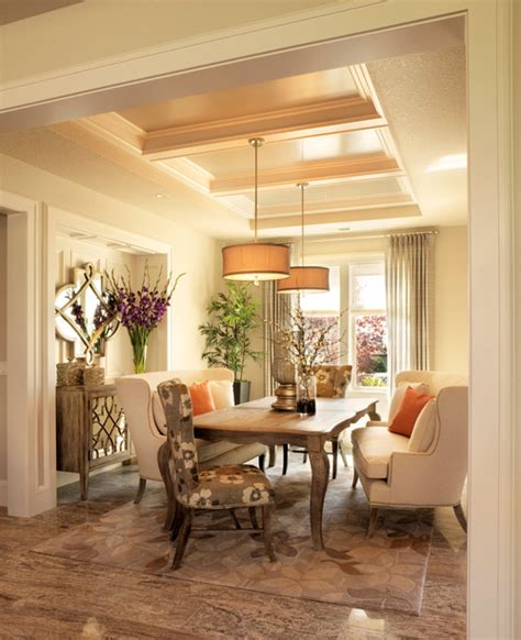 Dining Room Niche Ideas by Splendour In Provincial Style Destination