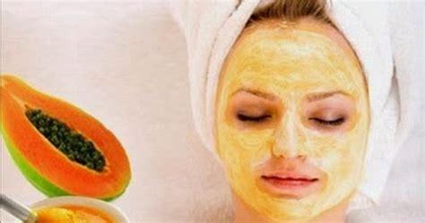membuat masker wajah secara alami