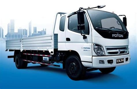 2010 foton oln truck review top speed