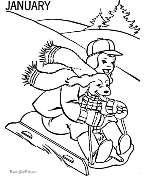 coloring pages winter free free coloring pages of winter word search
