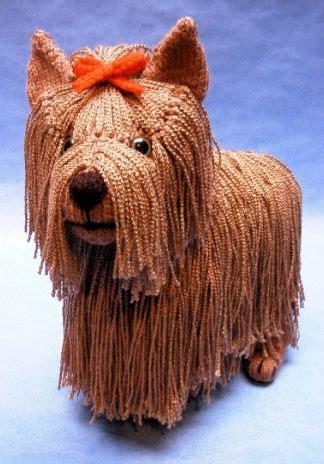 Knitting Pattern Yorkshire Terrier | yorkshire terrier alan dart alan dart