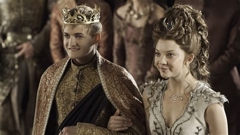 Thrones Dormer of thrones natalie dormer purple wedding was traumatic to today