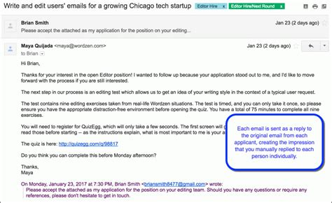 using gmail to easily manage responses to craigslist ads