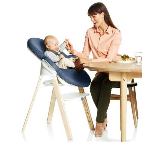 Stokke Steps High Chair by Bouncer Espana