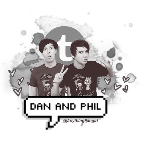 how to a fan edit dan and phil fan edit by anythingfangirl on deviantart