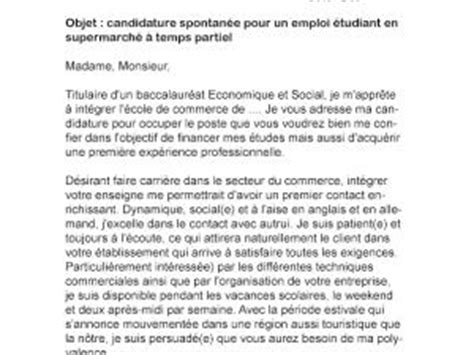 Lettre De Motivation Vendeuse Dans Un Supermarché Lettre De Motivation 233 Tudiant Vendeuse Par Lettreutile