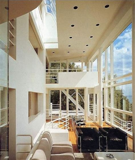 ad classics douglas house richard meier partners