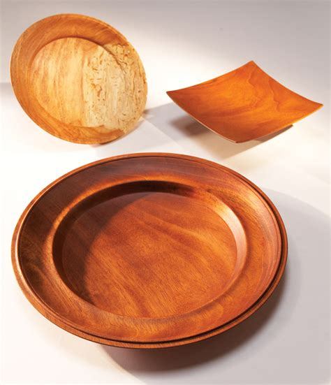 woodworking turning turning wood wooden plates popular woodworking magazine
