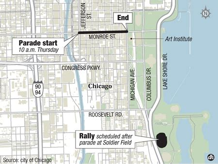 chicago cubs parade map blackhawks parade route updated the best ways to enjoy it