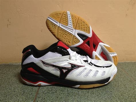 Harga Asics Gel Elite 3 mizuno wave rally 4