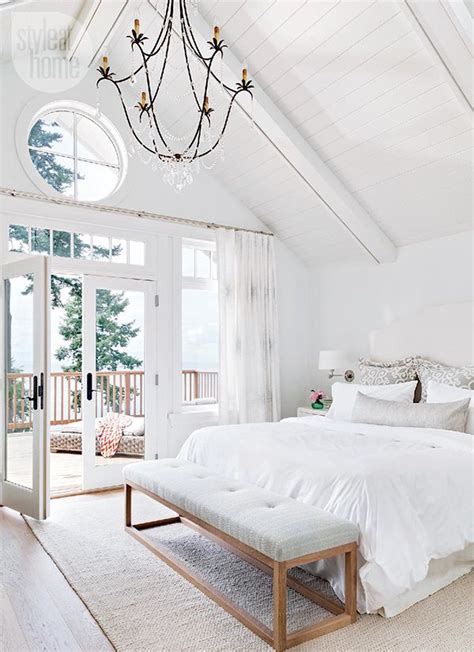 white bedroom curtains decorating ideas 17 best ideas about white bedroom decor on pinterest