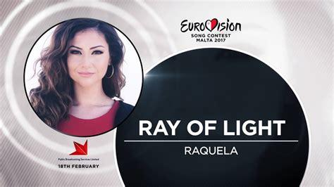 Gamis Raaqouela all eye s on malta for the malta eurovision song contest 2017 tvm
