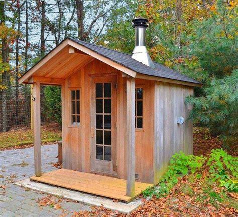 Shed Sauna outdoor sauna shed sauna sheds and saunas