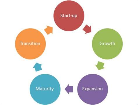 business life cycle diagram 171 astro4business intersections