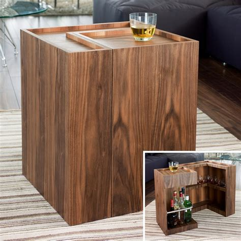 modern drink home minibar how cool wood working furniture