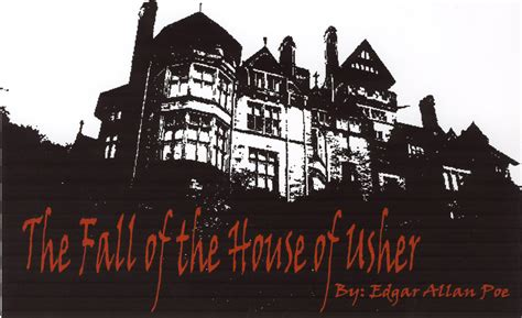 the fall of the house of usher summary lit215 licensed for non commercial use only the fall of the house of usher