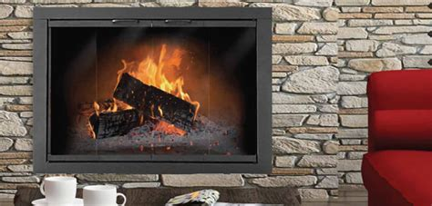 glass enclosed fireplace thermo rite manufacturers the originators of tempered