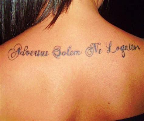 tattoo ideas latin words phrases tetov 225 n 237 na z 225 da kerky eu
