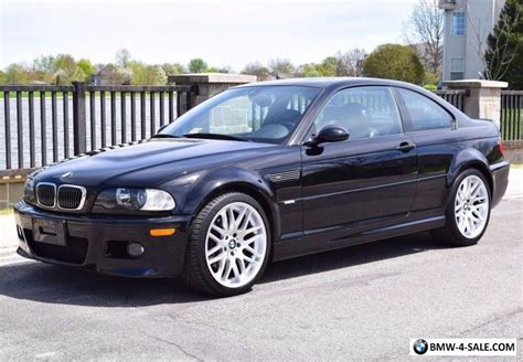 2002 bmw m3 for sale 2002 bmw m3 base coupe 2 door for sale in united states
