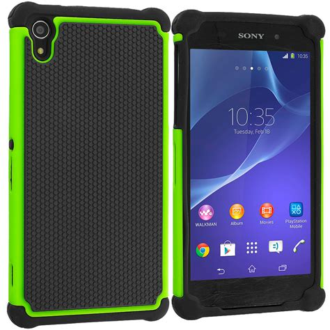 Hardcase Soft Touch Matte Cover Casing Sony Xperia Xa for sony xperia z2 hybrid rugged shockproof armor cover accessory
