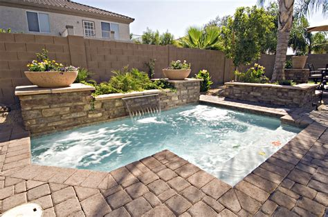 33 Jacuzzi Pools For Your Home Backyard With Pool Designs
