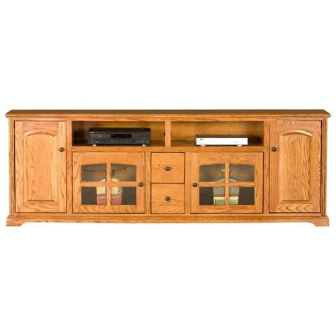 90 inch console table oak ridge thin 90 quot tv console dvd drawers dcg stores