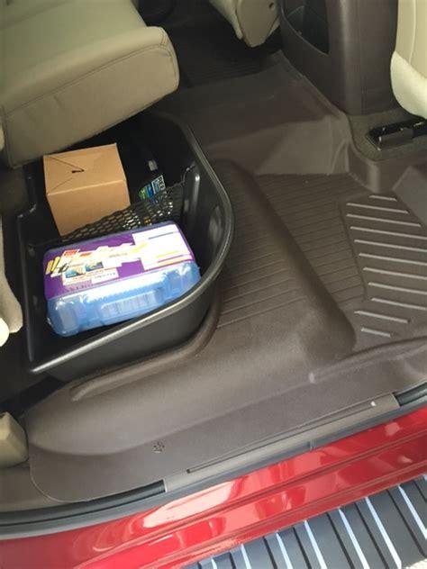 seat storage 2018 silverado rear seat storage box 2014 2015 2016 2017