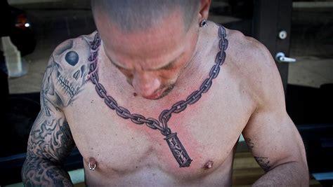 cadenas con significados tatuajes de cadenas y su significado