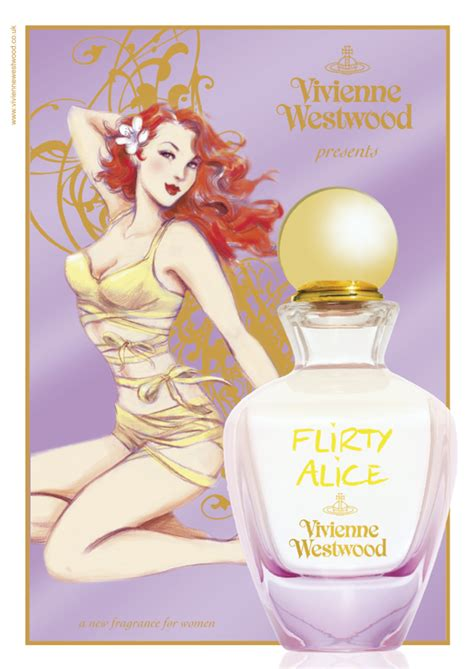 Vivienne Westwood Launches New Fragrance by New Fragrance Flirty By Vivienne Westwood