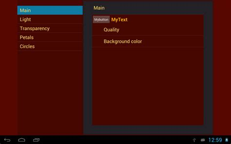 android how to change the background color around a android how change background color frame around
