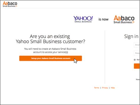 email yahoo business create dns records at yahoo small business for office 365