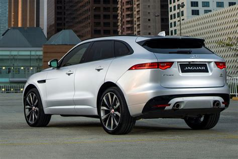 2020 Jaguar F Pace by 2020 Jaguar F Pace Review Trims Specs And Price Carbuzz