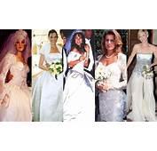 I Vestiti Da Sposa Pi&249 Brutti Delle Star  VanityFairit