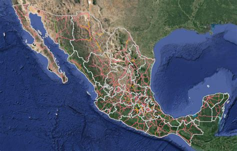 imagenes satelitales goes 8 mapa satelital de veracruz pictures to pin on pinterest