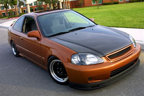 honda civic custom paint