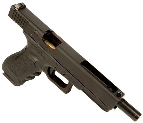 Pistol L by Deactivated Glock 17l Boxed Modern Deactivated Guns