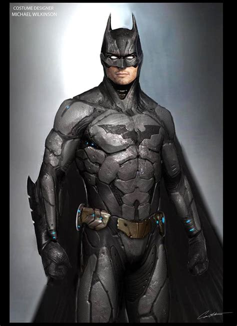 Tenda Terowongan Superman Batman 1 page 1 batman v superman alternative batsuit concept released