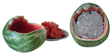 Shower Chop Fruit by Watermelon Baby Carriage Baby Shower Fruit Basket