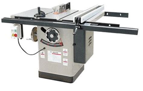 Central Machinery Table Saw by Review Central Machinery 10 Quot Industrial Cabinet Saw By