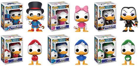 Funko Pop Disney Ducktales Huey Duck pop disney ducktales series 1 plastic and plush