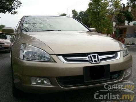 how to sell used cars 2006 honda accord security system honda accord 2006 vti 2 0 in negeri sembilan automatic sedan gold for rm 33 500 4170561