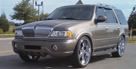 wheelking  ford expedition specs  modification info  cardomain