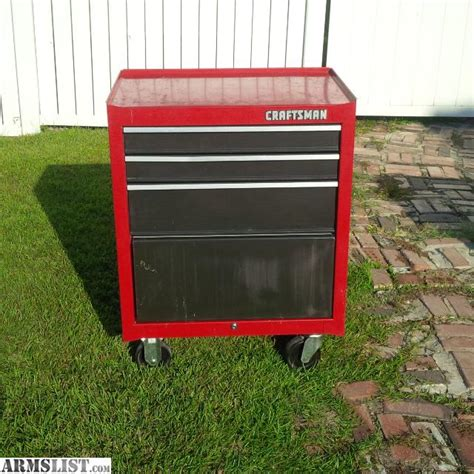 craftsman 8 drawer tool box armslist for sale craftsman toolbox tool chest tool box