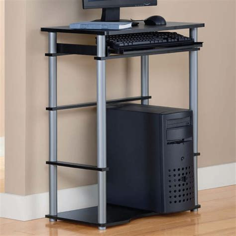 Computer Desk 50 Dollars Mainstays Computer Desk Black Walmart