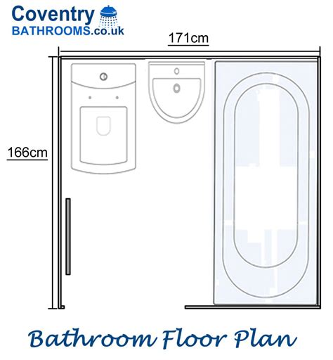 How To Design A Bathroom Floor Plan by Bathroom Converted To A Shower Room With Bathroom Storage