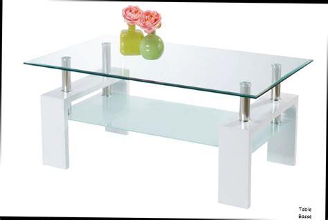 plateau verre table basse plateau verre pied bois id 233 es de d 233 coration int 233 rieure decor