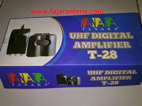 Dijamin Booster Antena Toyosaki antena tv uhf dan set top box dvb t2 purwokerto kabel accesoris tv